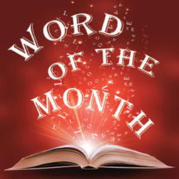 Word of the Month
